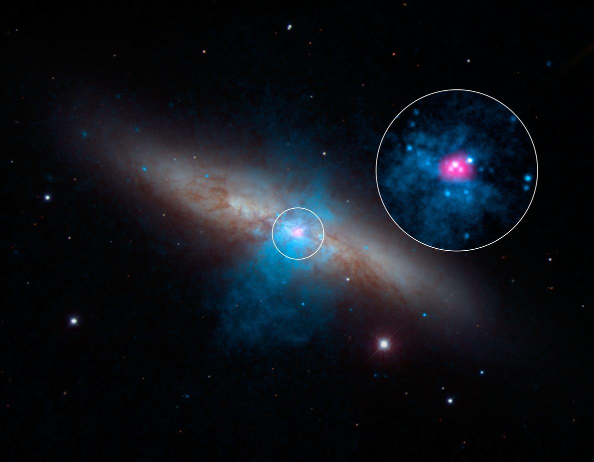 La fusión de dos estrellas de neutrones, gran descubrimiento científico de 2017