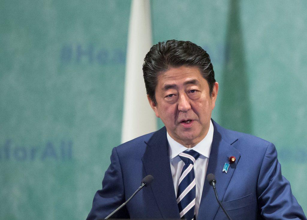 Abe dice que 2018 será un año «para actuar» ante retos internos y externos