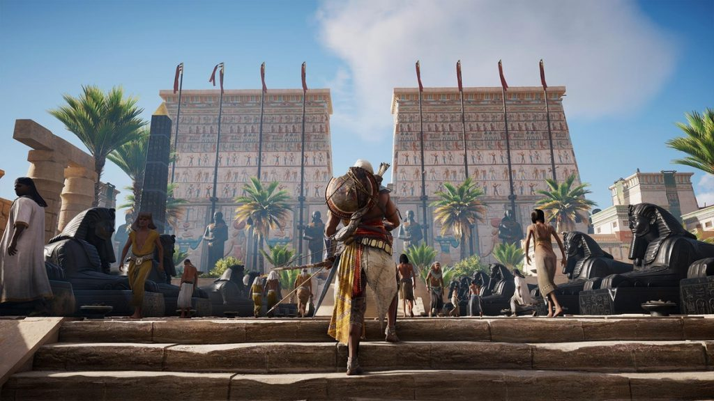 Assassin's Creed: Origins, la paradoja del inicio de una saga que se renueva arriesgando