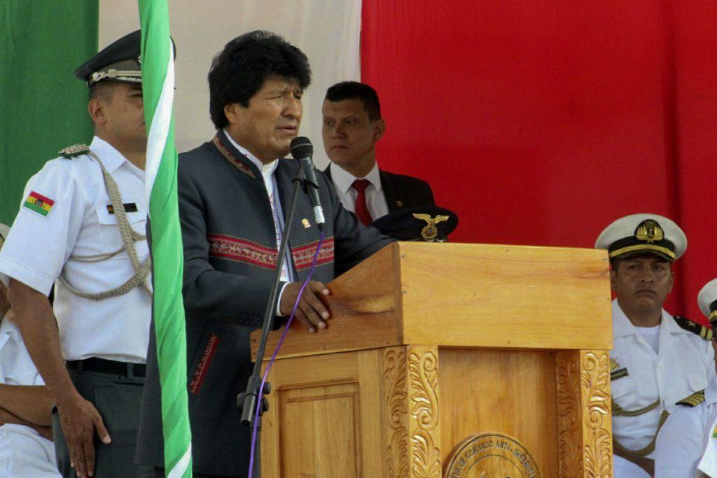 Bolivia encara un año preelectoral con Morales frente una oposición sin líder