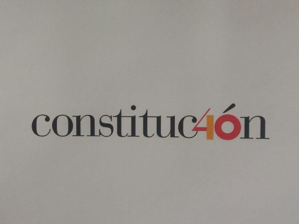 Las Cortes abren 2018 estrenando perfiles en las redes sociales para publicitar el 40 aniversario de la Constitución