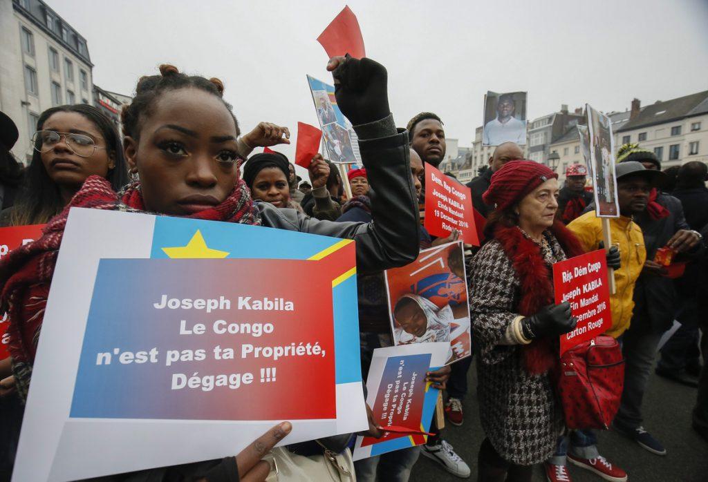 Elevan a 8 el número de muertos en protestas contra el Gobierno en RD Congo