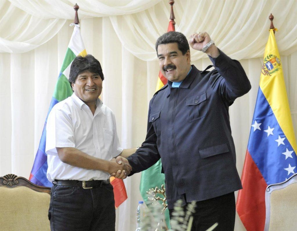 Maduro y Morales felicitan a Cuba en el 59º aniversario de la Revolución