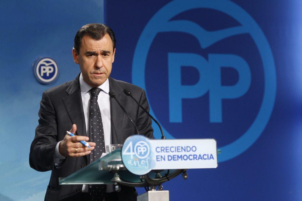 El PP pide explicaciones a Cs por el «demoledor» informe del Tribunal de Cuentas sobre su contabilidad en 2015