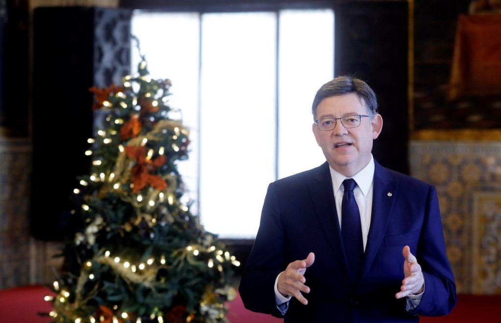 Puig: Cataluña no puede distraernos de la necesidad de una reforma territorial