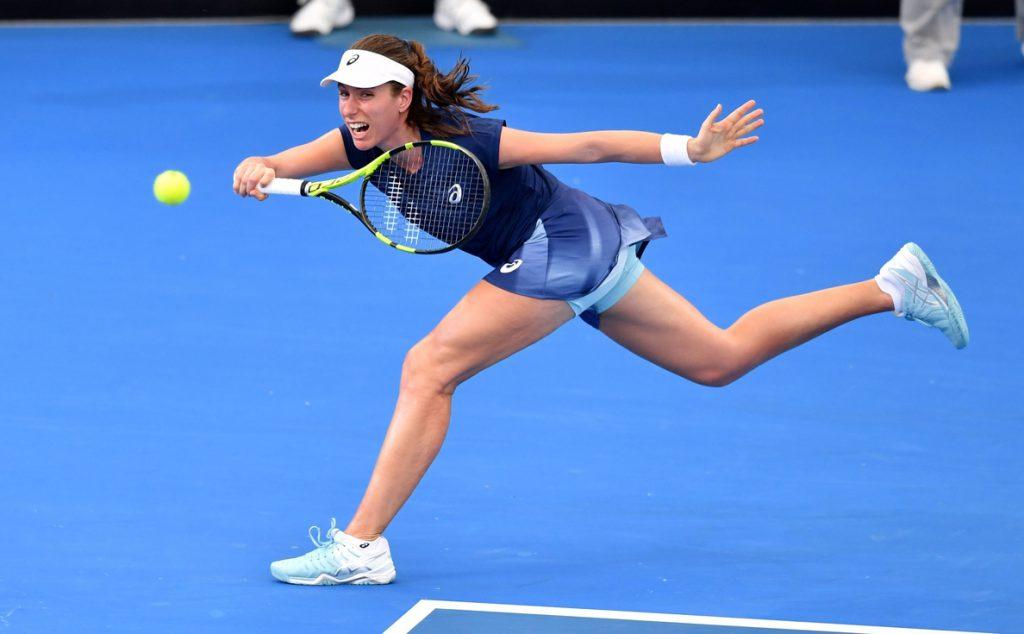 Svitolina y Konta superan la primera ronda; Madlenovic eliminada