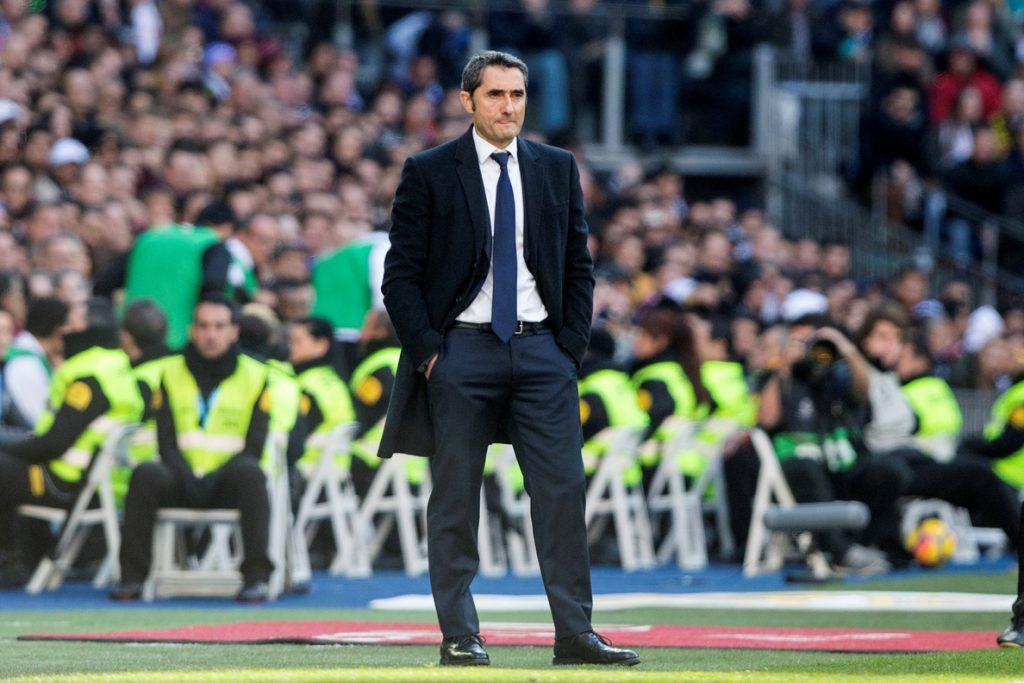 Valverde: «Mis jugadores son ganadores y tremendamente competitivos»