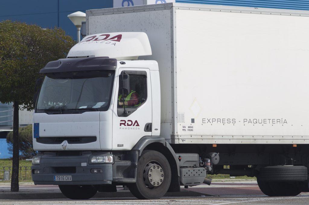 Los camioneros pararán en Guipúzcoa esta semana contra el nuevo peaje en la carretera N-I