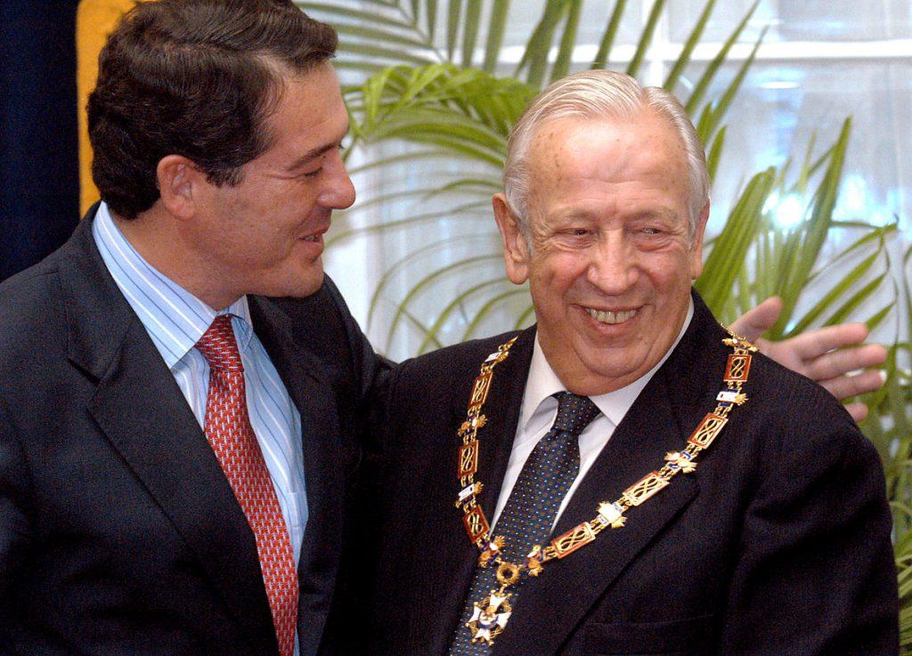 El comisario general de la Expo 92, Manuel Olivencia, fallece en Sevilla