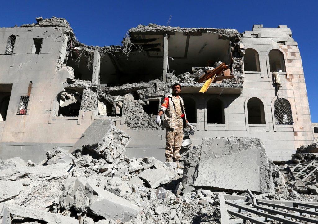 Al menos 28 muertos en un ataque de la coalición en el oeste del Yemen, según los rebeldes