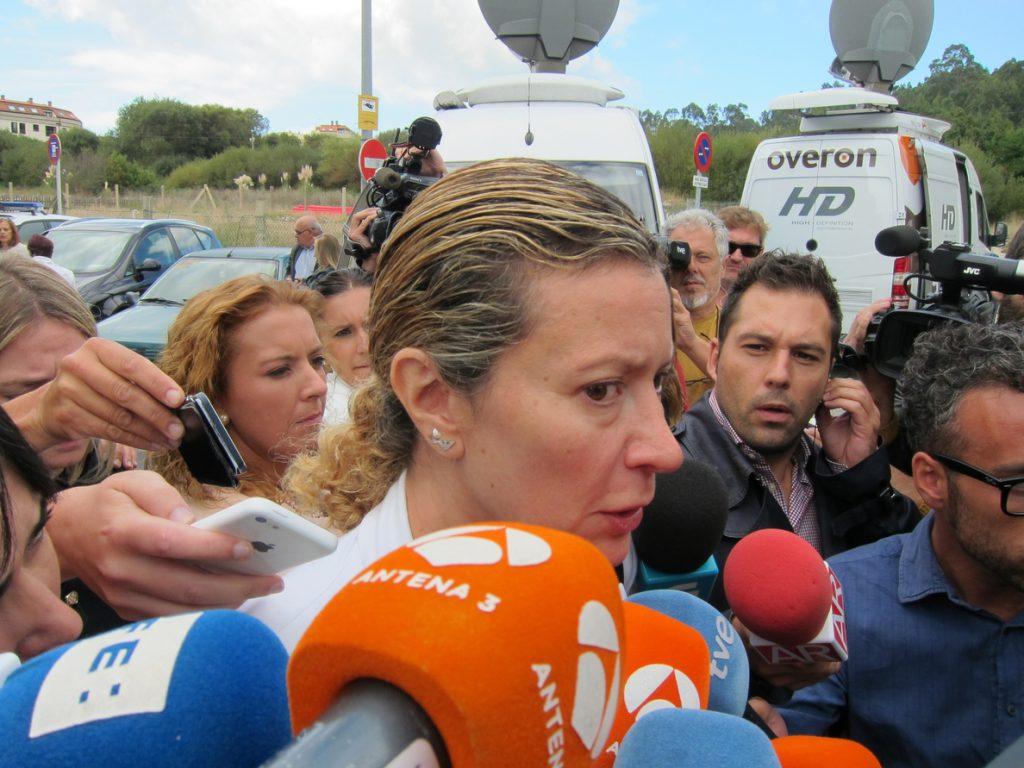 La madre de Diana Quer se personará como acusación particular en la causa judicial que investiga la muerte de su hija