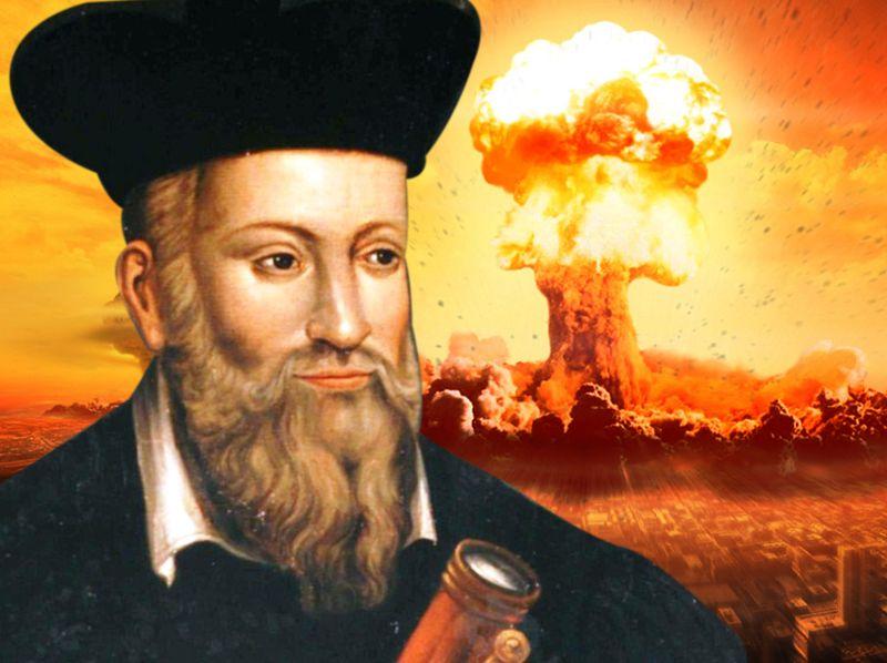 Las 6 terribles predicciones de Nostradamus para el 2018