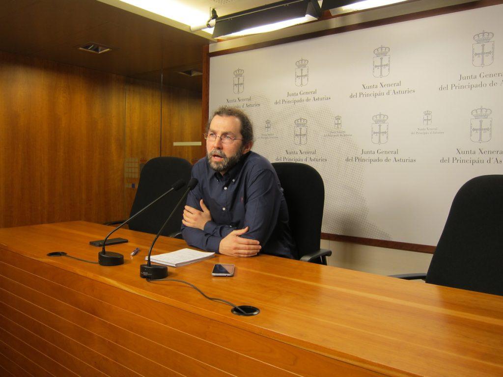 Podemos pide al Gobierno de Asturias que «asuma su responsabilidad» y elabore un nuevo presupuesto para 2018