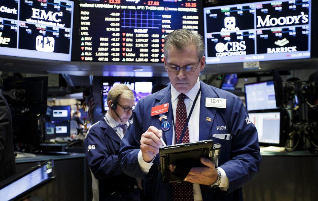 Wall Street arranca 2018 con ganancias y el Dow Jones sube un 0,44 %