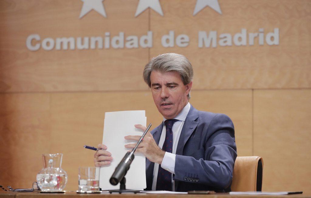 Ángel Garrido (PP) respeta la decisión de citar como investigada a la Junta de Gobierno de 2010 de Coslada