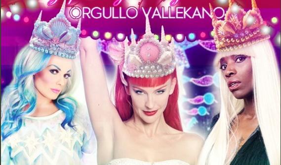Una drag queen y dos artistas de cabaret en la cabalgata de Reyes más inclusiva de Madrid