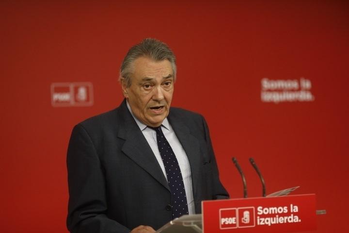 El PSOE tilda de «chantaje intolerable» que el Gobierno vincule la financiación autonómica a los PGE 2018