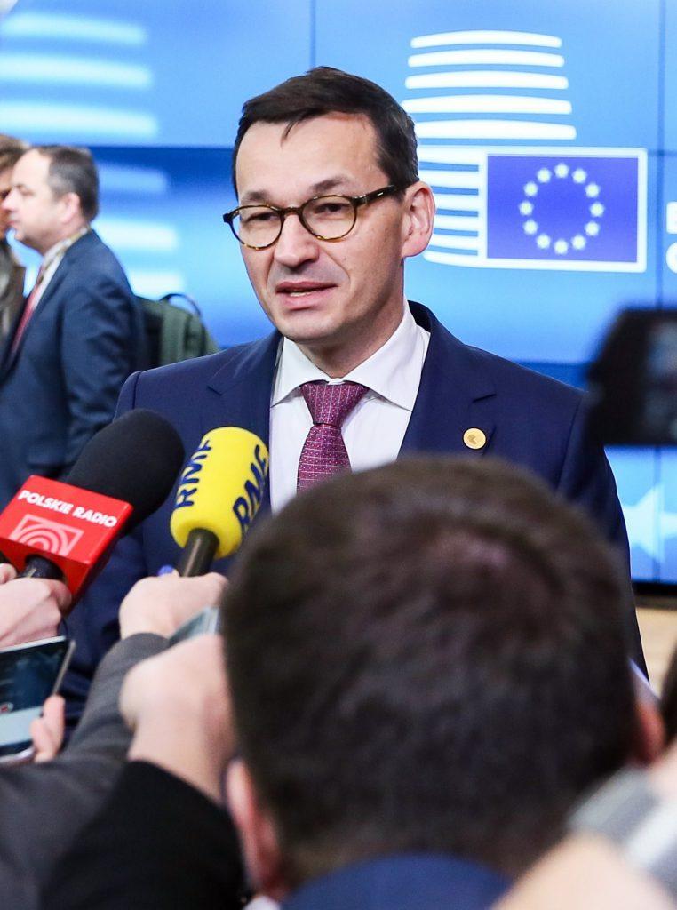 Polonia asegura que su política es pro UE y respeta los valores europeos