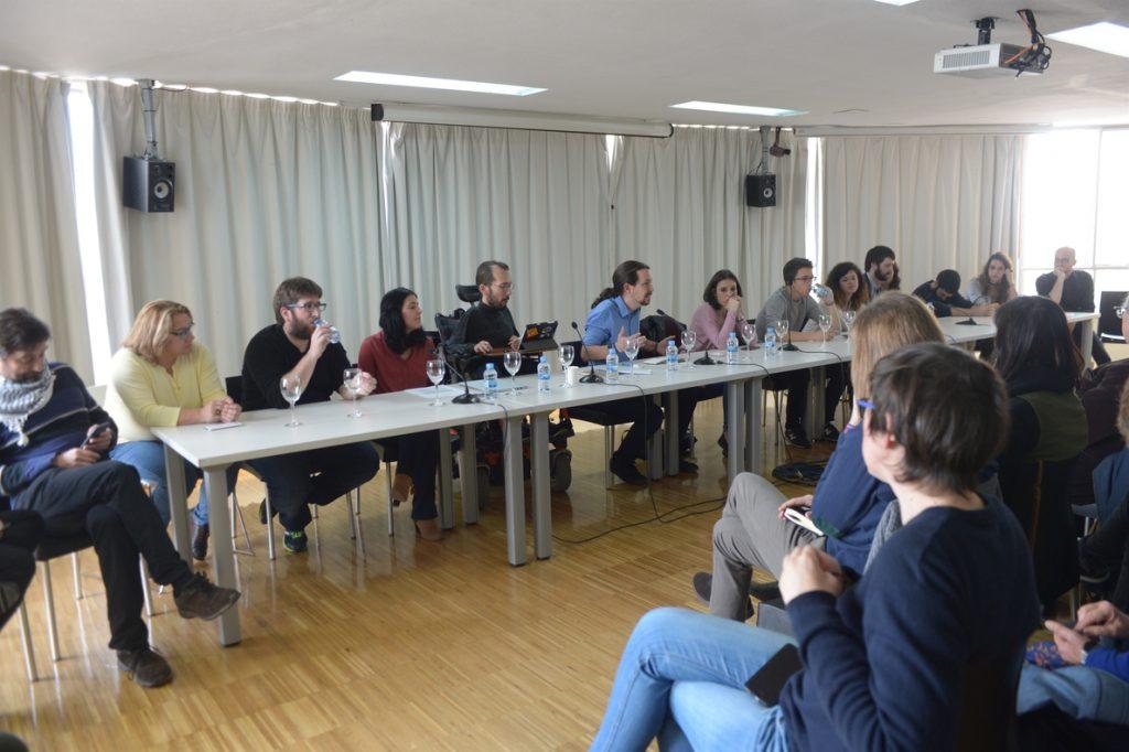 El Consejo Ciudadano Estatal de Podemos se reunirá el 13 de enero, por primera desde las elecciones catalanas