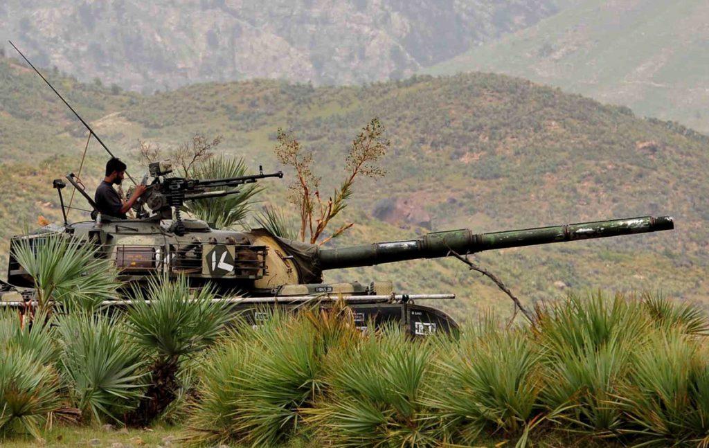 EE.UU. suspende la mayor parte de su ayuda de seguridad a Pakistán