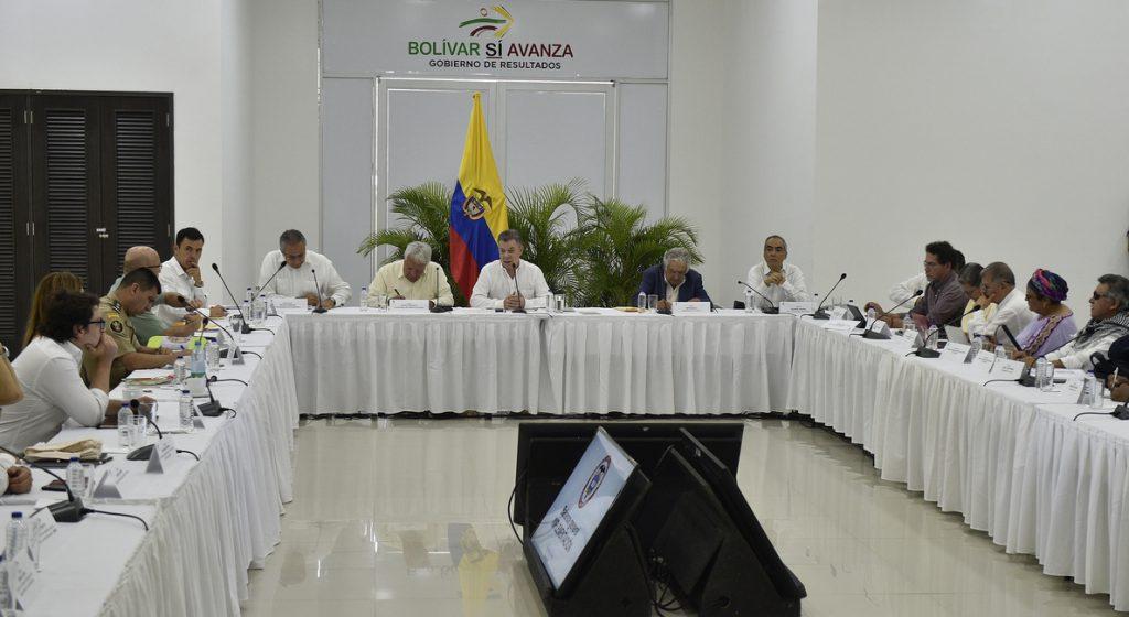Las FARC reconocen que el proceso de paz atraviesa «momentos difíciles»