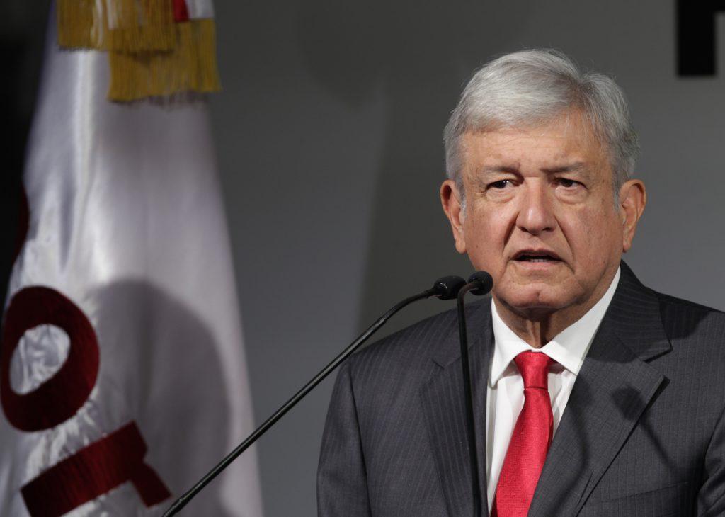López Obrador sube en intención de voto en presidenciales, según sondeo