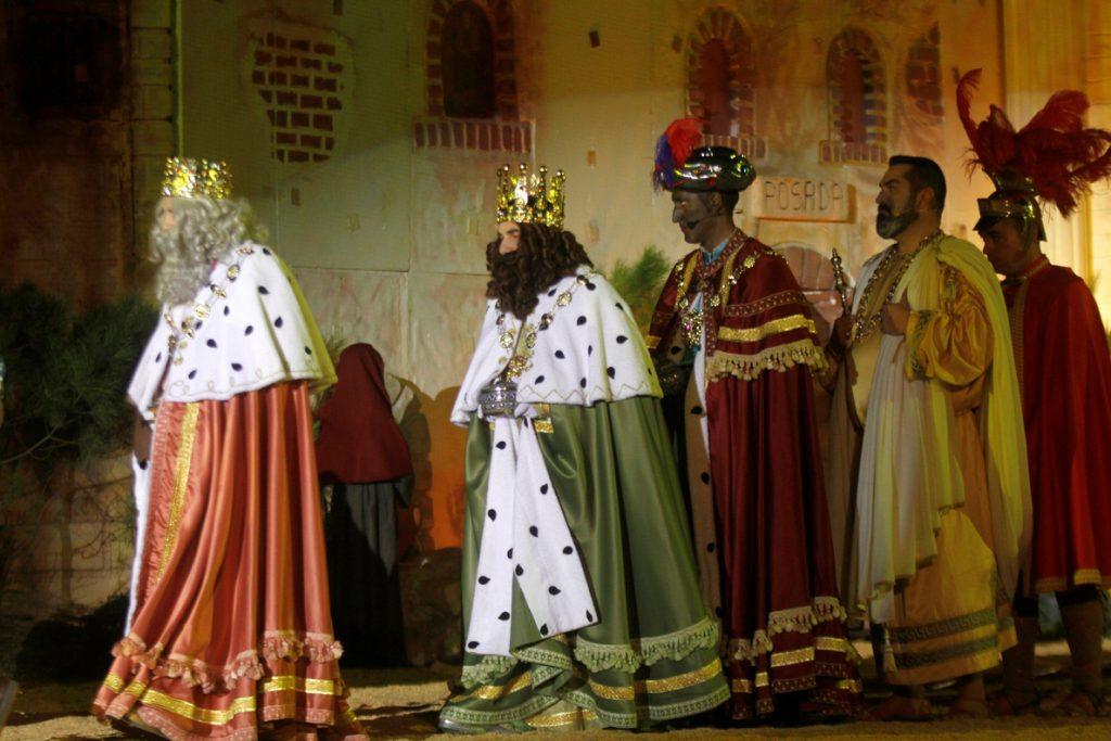 Los Reyes de Oriente regresan a El Viso desafiando a la lluvia