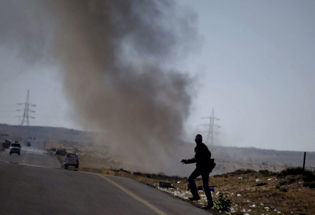 Las fuerzas de Hafter hacen balance de 2017: 68 muertos y 200 heridos