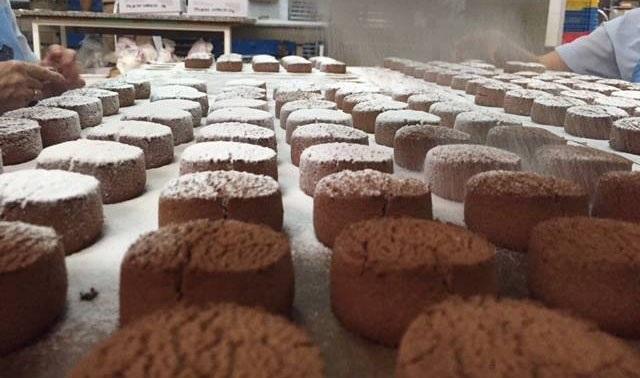 Empresas de mantecado de Estepa cierran campaña satisfechas de cumplir previsiones y vender 22.000 toneladas