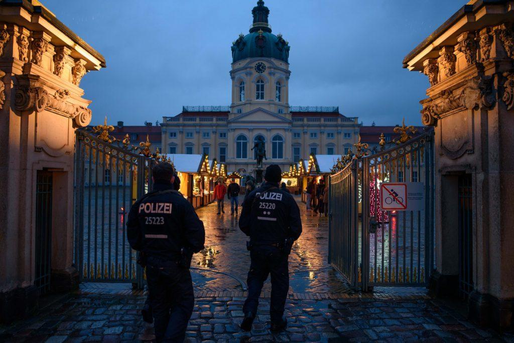 El Gobierno alemán dotará a la Policía con cámaras personales de vigilancia