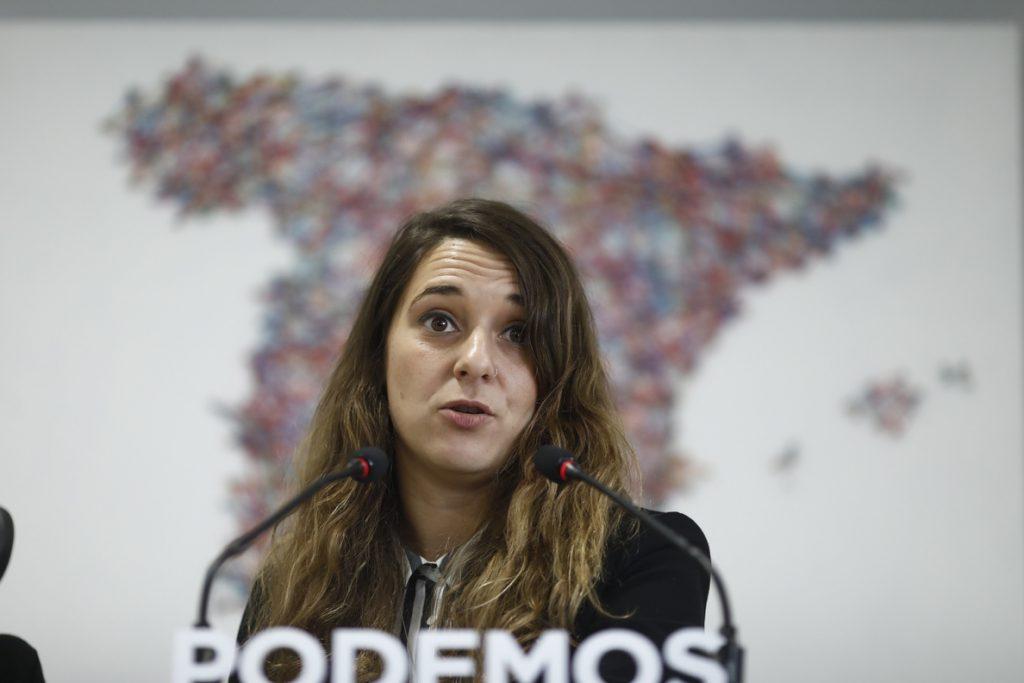 Podemos descarta apoyar a Arrimadas para presidir la Mesa del Parlamento catalán: «Es una respuesta más que cerrada»