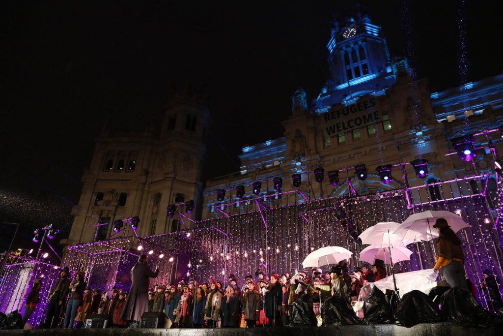 Los Reyes Magos dejarán lluvia o nieve en casi toda España