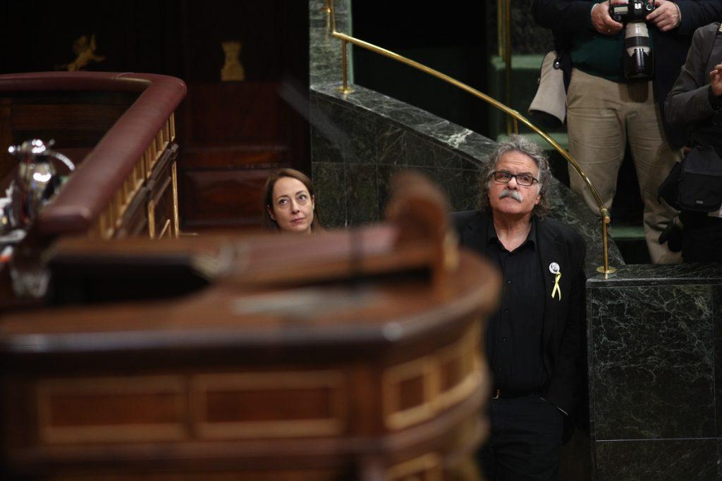 Tardà acusa al TS de intentar «entorpecer» la victoria independentista manteniendo a Junqueras encarcelado