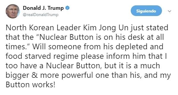 Twitter explica que no bloquea a Trump o a otros líderes mundiales en aras del debate público