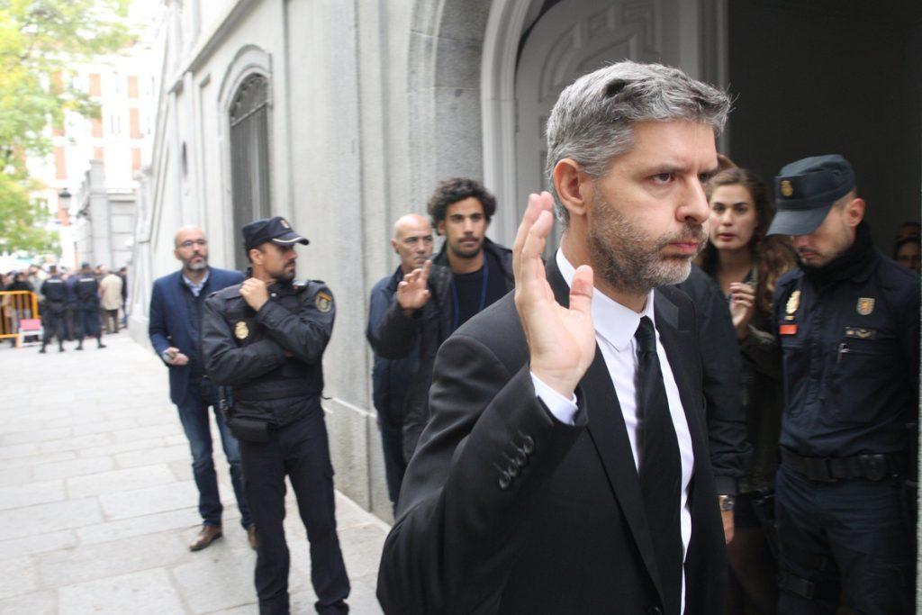El abogado de Junqueras: «La presunción de inocencia cotiza a la baja»