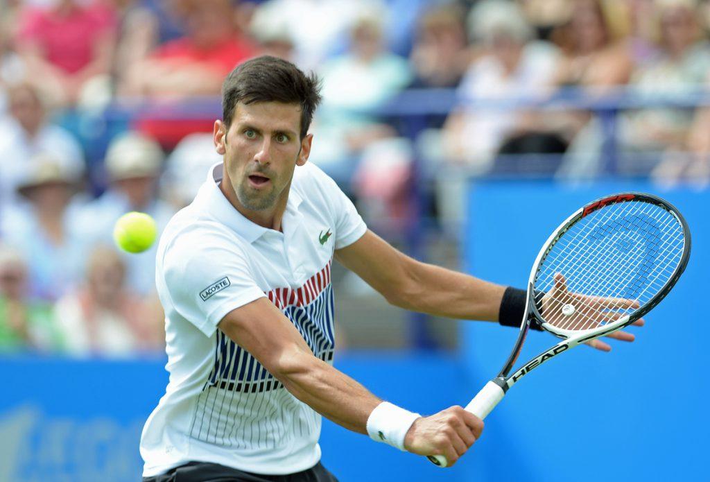 Djokovic anuncia en las redes sociales que está listo para Australia