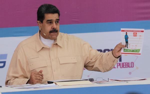 Maduro cierra comunicación con Aruba, Curazao y Bonaire para acabar con mafia