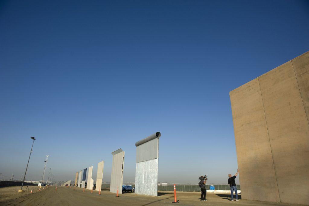 Trump pide 18.000 millones para el muro a cambio de proteger a «soñadores»