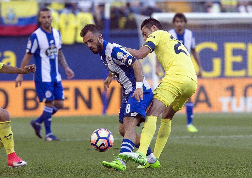 El Villarreal y el Deportivo se miden en La Cerámica con tendencias opuestas