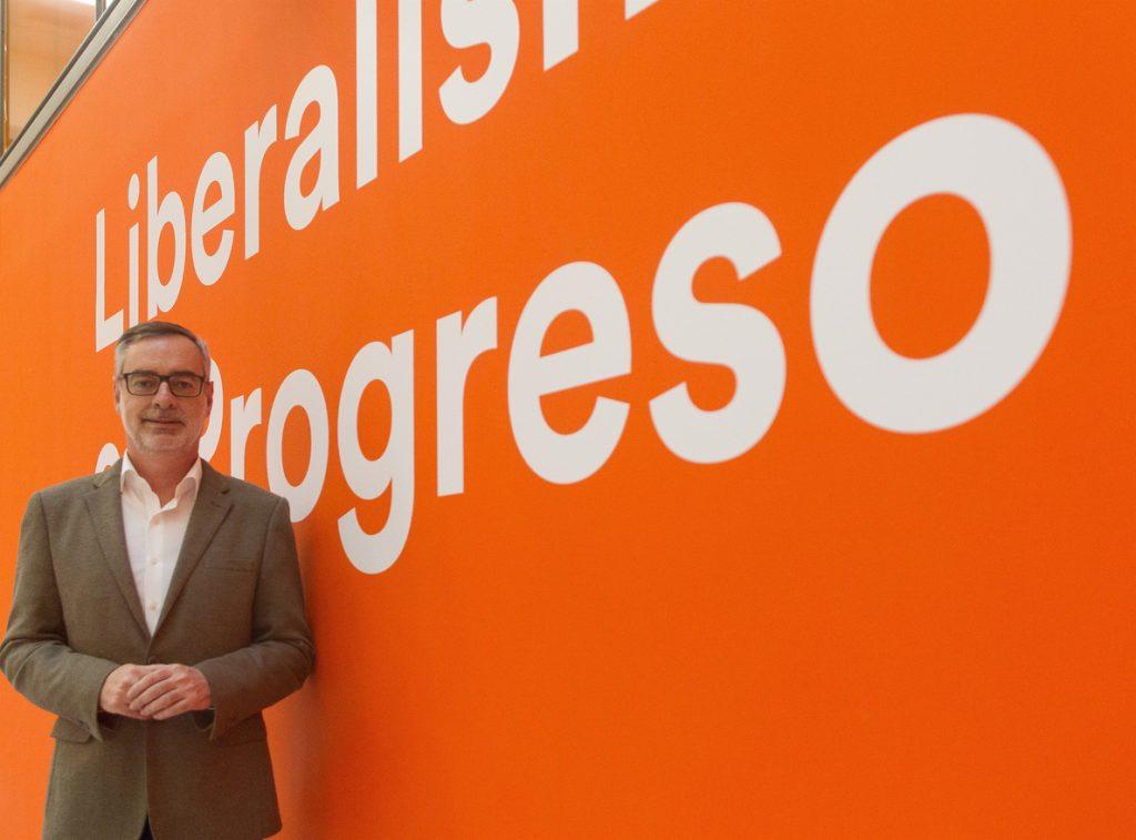 Villegas dice que Cs aspira a gobernar tras las próximas generales y ve a PP y PSOE «preocupados y con razón»
