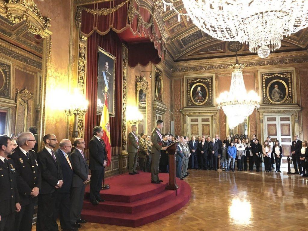 El inspector general del Ejército espera que este año «se respete la legalidad» en Cataluña