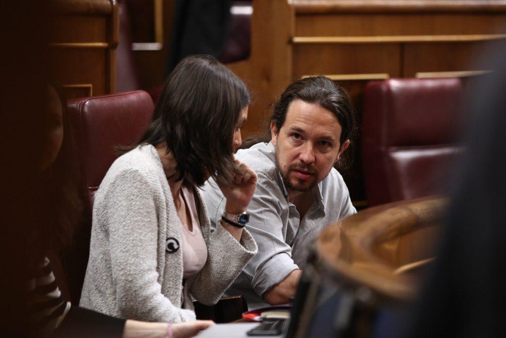 La cúpula de Podemos, replegada desde las elecciones catalanas, celebra esta semana su primera reunión en más de 15 días