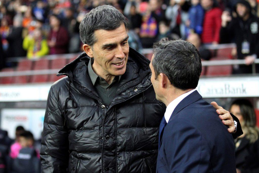 Valverde, sobre Coutinho: «Los grandes jugadores se adaptan rápido»