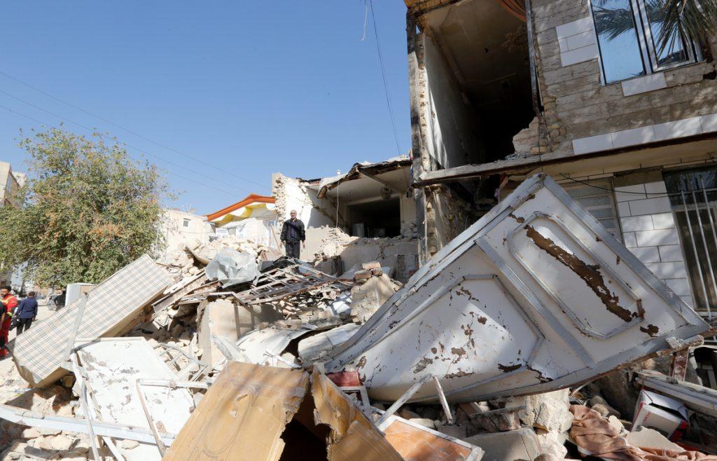 Más de 50 heridos en un nuevo terremoto en la provincia iraní damnificada en noviembre