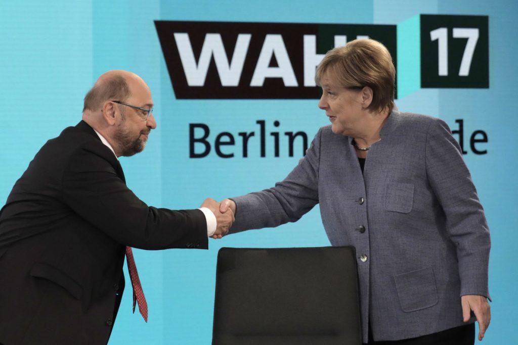 La mayoría de los alemanes cree que habrá una nueva gran coalición