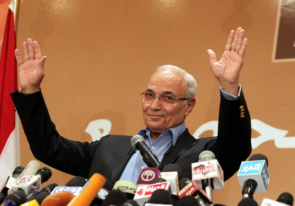 El ex primer ministro Shafiq no será candidato a la presidencia de Egipto