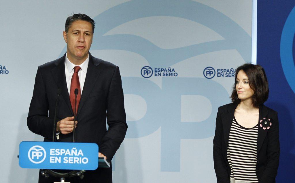 Albiol, Levy, Rodríguez y Fernández (PP) recogen sus credenciales de diputados