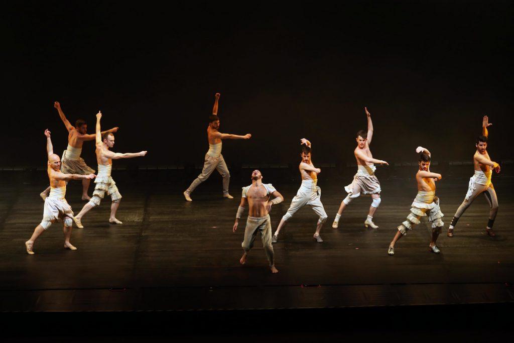 Bailaores y coreógrafos españoles tiñen de danza y flamenco la ciudad de Roma