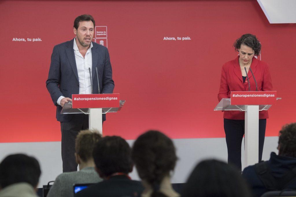 El PSOE precisa que no está decidida la incorporación de independientes a las listas para las elecciones madrileñas