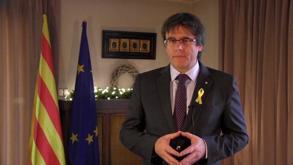 Puigdemont, ANC y Òmnium se ven en Bruselas y concluyen que el 21D fue «la derrota del Estado»